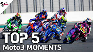 Top 5 Moto3 Moments
