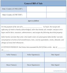 Bill Of Sale For Business Example Expense Liquidation Report And Example Of A Mileage Expense