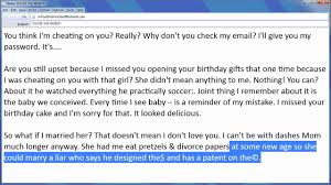 Speech To Text Breakup Letter Youtube