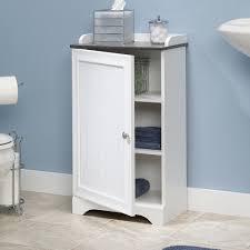 Floor Storage Cabinets Sauder Caraway Floor Cabinet 414032