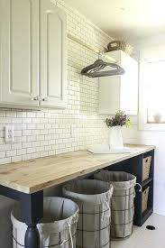 laundry room countertop options this laundry room makeover is so great full of farmhouse goodness laundry