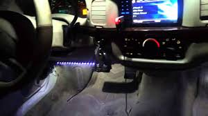 2003 Chevy Impala Interior Lights Impala Led Dome Lights Youtube