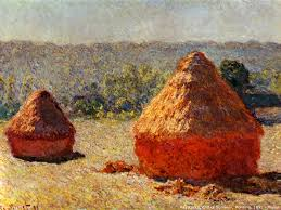 claude monet 1840 1926 haystack end of the summer oil on canvas