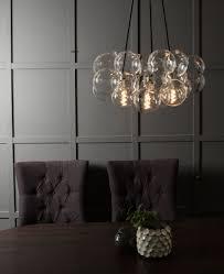 glass bubble chandelier lighting. Multi Drop Bubble Chandelier Glass Pendant Lighting P
