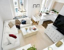 Decorao clean para apartamento pequeno. Small Apartment DesignSmall  Apartment PlansSmall Apartment Interior ...