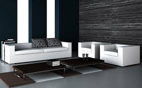 White And Black Living Room Furniture Sweet Black And White Interior Design Of Room 407 By Panda