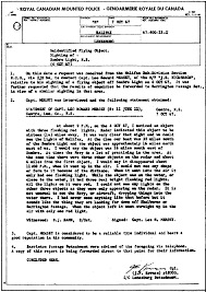 Ufo Crash Event Shag Harbor 1967