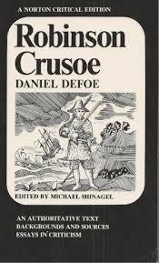 robinson crusoe essays