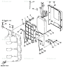 Yamaha outboard by year 1999 oem parts diagram for electrical 1 boats