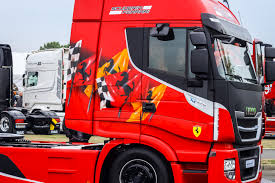 ferrari truck 2016. free high resolution nice big trucks picture to download of iveco tuning from 24h camion event at le mans truck show 2016, france. ferrari 2016 u