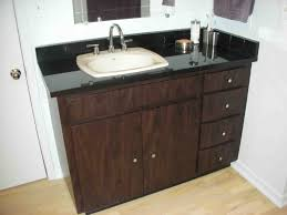 bathroom cabinet refacing before and after. Vanity Cabinet Refacing (After) Bathroom Before And After I