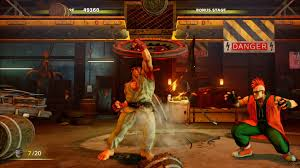 street fighter v arcade edition officially announced for ps4 and
