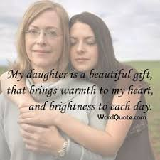Beautiful Mom And Daughter Quotes