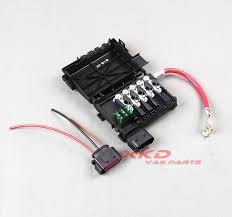 aliexpress com buy oem fuse box plug kit for vw bora jetta oem fuse box plug kit for vw bora jetta golf mk4 beetle a3 seat skoda