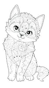 unusual coloring pages of kittens m2838 kittens coloring pages coloring pages of puppies and kittens kittens
