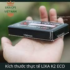 Thiết bị định vị không dây dùng pin LIKA K2, K2 ECO, MAX độ chính xác cao -  bảo hành 12 tháng (VT03D, A9, A9+, LIKA K9) giá cạnh tranh