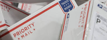 United States Postal Service Rate Chart Priority Mail Delivery Map Usps