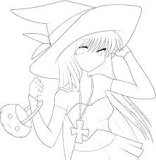 Coloring Pages Boy Anime Page Boys Cute Betterfor