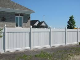 white fence panels. White Fencing Fence Panels P