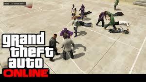 Fist fights street gangs