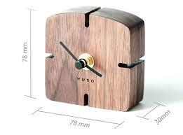 modern desk clock simple modern black walnut wood desk clock modern desk clock modern desk clock