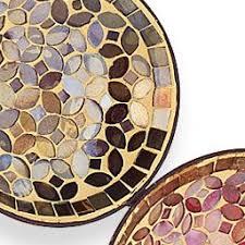 mosaic plates wall art