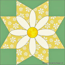 Moore About Nancy: Missouri Daisy quilt block & Missouri Daisy quilt block Adamdwight.com