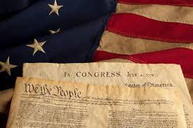 we the people faith family frailty of mind constitution and declaration of independence on grungy b ros ldquo