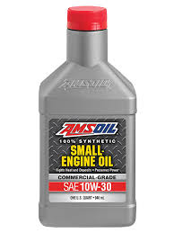 amsoil 10w 30 synthetic small engine oil