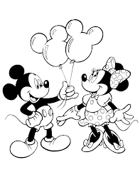 Coloring pages are learning activity for kids, this website have coloring pictures for print and color. Printable Minnie Mouse Coloring Pages Coloring Home