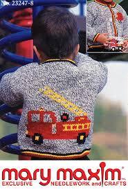 fire engine jacket pattern