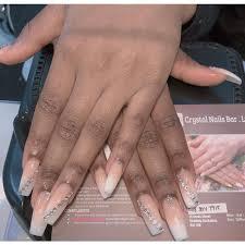 crystal nails bar ltd reading