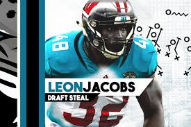 Leon Jacobs Is The Latest Draft Day Steal For Dave Caldwell