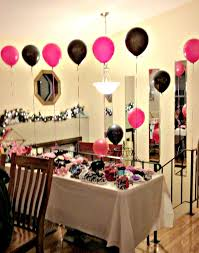 Decorating With Balloons Balloons Baby Shower Decoration Baby Shower Centerpiece Ideas