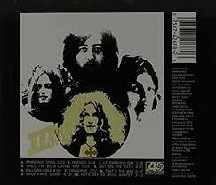 <b>Led Zeppelin III</b>: Amazon.co.uk: Music