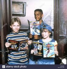 BIG BAD BEETLEBORGS, (from left): Wesley Barker, Herbie Baez Jr Stock Photo  - Alamy
