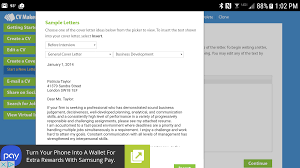 Cv Maker Free Android Apps On Google Play