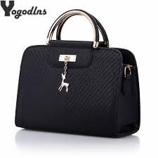 Fashion Handbag <b>2019 New Women Leather</b> Bag Large Capacity ...