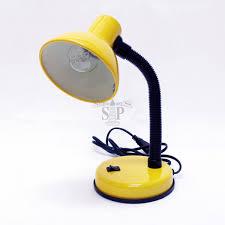 2025 E14 Desk Lamp Table Lamp Yellow Cw 40w E14 Incandescent