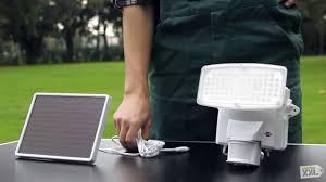 Solar Led Strahler Brennenstuhl Sol 80 Gartenxxl