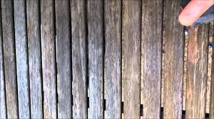 Restoring Outdoor Furniture Table Youtube