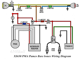 xs650 wiring diagram pamco ignition wiring diagrams some wiring diagrams page 33 yamaha xs650 forum
