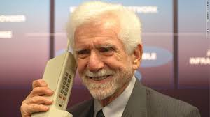 When Was The Cell Phone Invented Inventor Of Cell Phone We Knew Someday Everybody Would Have One