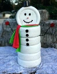 outdoor snowman christmas Outdoor Snowman Christmas Decorations