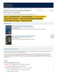 Mla 7th Edition Citation Academic Publishing