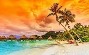 desktop wallpaper sea beach HQ Download ...