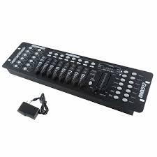 192 ch dmx512 controller laser dj light disco stage lighting console