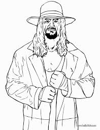 Free hulk coloring page to print and color, for kids. Hulk Hogan Coloring Pages Wwe Coloring Pages Free Coloring Pages Coloring Pages For Kids