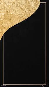 Gold wallpaper phone