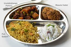 easy dinner ideas for company. lunch / dinner menu 6 \u2013 south indian vegetarian recipes easy ideas for company